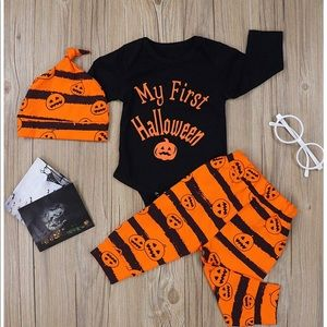 Matching Sets - First Halloween Outfit